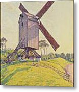 Kalf Mill Metal Print