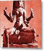 Kali Metal Print by Photo Researchers