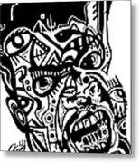 Kamoni-khem Metal Print