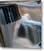 Kang Sopa Waterfall Metal Print by Arthit Somsakul