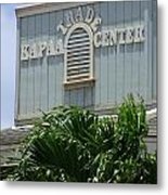 Kapaa Trade Center Metal Print
