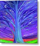 Karen's Tree 1 Metal Print