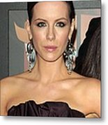 Kate Beckinsale At Arrivals For 14th Metal Print
