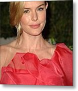 Kate Bosworth At Arrivals For Vanity Metal Print by Everett