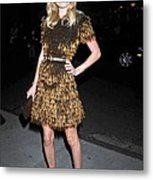 Kate Bosworth Wearing A Burberry Metal Print
