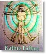 Kathie Fallon Metal Print
