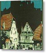 Kaysersberg Alsace Metal Print by Georgia Fowler