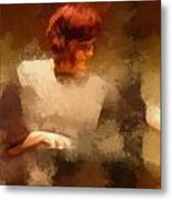 Kelly Snook Metal Print