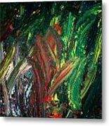 Kelp Forest Metal Print