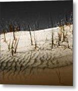 Kelso Dunes Metal Print