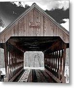Keniston Bridge Metal Print