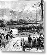 Kennesaw Mountain, 1864 Metal Print