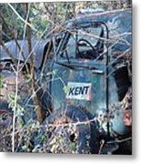 Kent Chevy Truck Metal Print