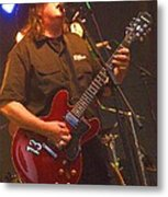 Kevin Kinney Lead Singer And Guitarist For Drivin N Cryin Metal Print