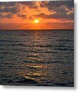 Key West Sunrise Metal Print