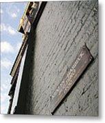 Kienlen-harbeck Building 1900 Metal Print