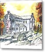 Kilgore Lewis Home Metal Print