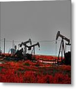 Killing Ground Metal Print