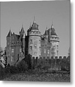 Killyleagh Castle Metal Print