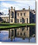 Kilruddery House And Gardens, Co Metal Print