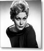 Kim Novak, Columbia Pictures, 1956 Metal Print