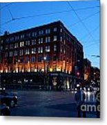 King And Spadina Metal Print