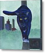 King Of The Urban Jungle Metal Print