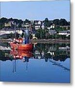 Kinsale Harbour, Co Cork, Ireland Metal Print