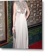 Kirsten Dunst Wearing A Valentino Gown Metal Print by Everett