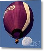 Kissed By The Moon Metal Print
