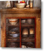 Kitchen - The Cooling Cabinet Metal Print
