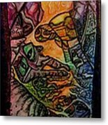 Kkritterly Metal Print by Mimulux patricia no No