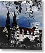 Knight's Castle Metal Print