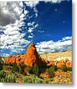 Kodachrome Basin State Park Metal Print by Mark Smith