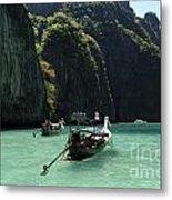 Krabi Island Thailand Metal Print