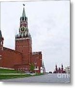 Kremlin 10 Metal Print