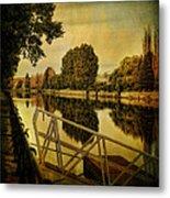 Lachine Canal Metal Print