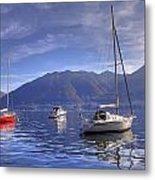 Lago Maggiore Metal Print