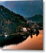 Lake Bled. Slovenia Metal Print
