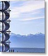 Lake Constance Friedrichshafen Metal Print
