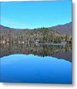 Lake In North Carolina Metal Print