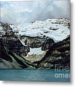 Lake Louise Metal Print by Scott Nelson