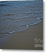 Lake Michigan Beach Metal Print