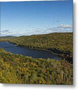 Lake Of The Clouds 3 Metal Print