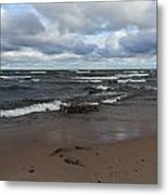 Lake Superior Union Bay 2 Metal Print