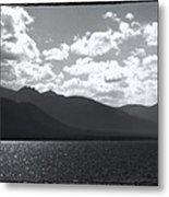 Lake Tahoe Heavenly Metal Print