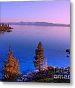 Lake Tahoe Serenity Metal Print