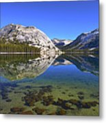 Lake Tenaya Metal Print