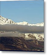 Lake Wakatipu Metal Print