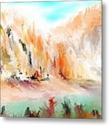 Landscape 111511 Metal Print